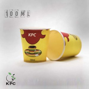 HOT AND COLD 100 ML ONE TIME PAPER CUP SUPPLIER FROM BANGLADESH