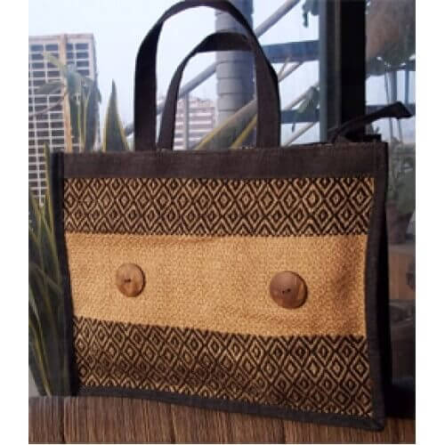 Jute bag manufacturers, Jute bag suppliers, Jute shopping bags