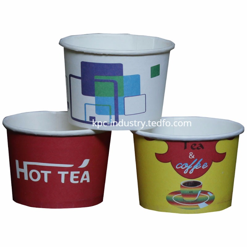 Paper Cup 100 ML, Wholesale Bangladesh Made Paper Cup