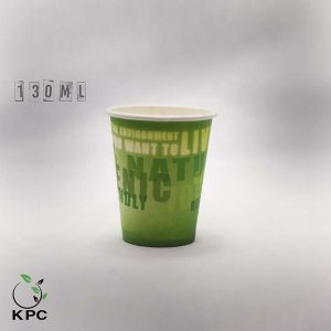 Hot and Cold 130 ml one time Paper Cup