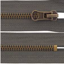 Brass Pant Zipper From Bangladesh Suppliers