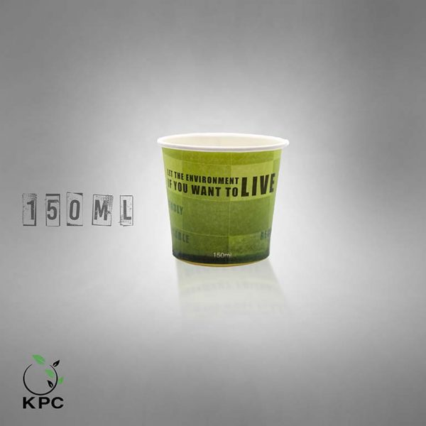HOT AND COLD 150 ML ONE TIME PAPER CUP SUPPLIER FROM BANGLADESH