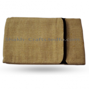 Jute Made Notepad Cover