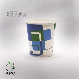 HOT AND COLD 200 ML ONE TIME PAPER CUP SUPPLIER FROM BANGLADESH