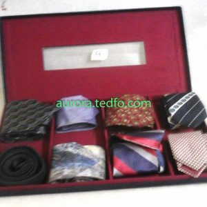 Tie Storage  Box Wholesale from Bangladesh