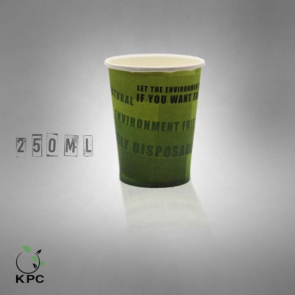 HOT AND COLD 250 ML ONE TIME PAPER CUP SUPPLIER FROM BANGLADESH