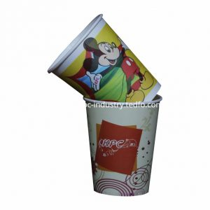 Paper Cup 250 ML,Made In Bangladesh