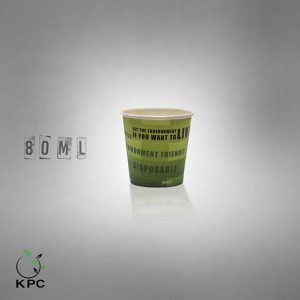 HOT AND COLD 80 ML PAPER CUP