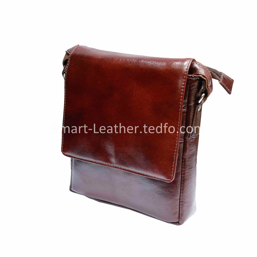 Leather Messenger Bag For Men Manufacturer and supplier from Bangladesh