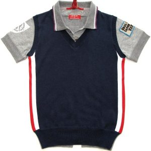 Boy's Cotton Polo Shirt