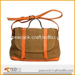 Leather Tote Shoulder Bag | tedfo.com