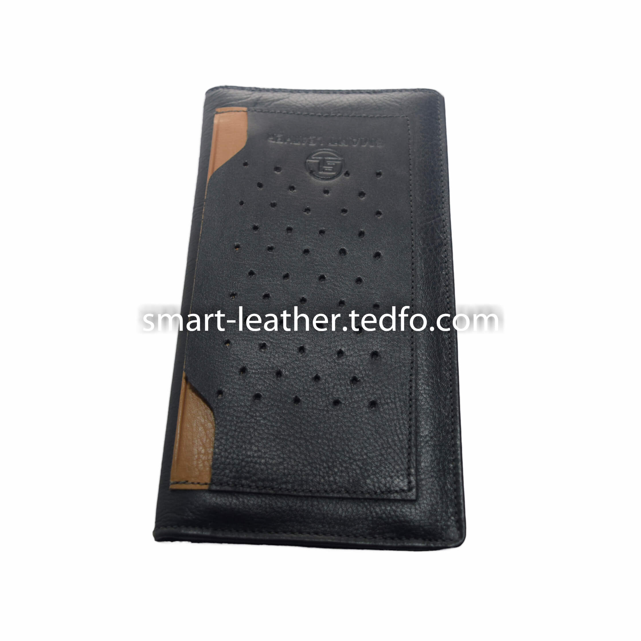 Leather Long Wallet , Made In Bangladesh