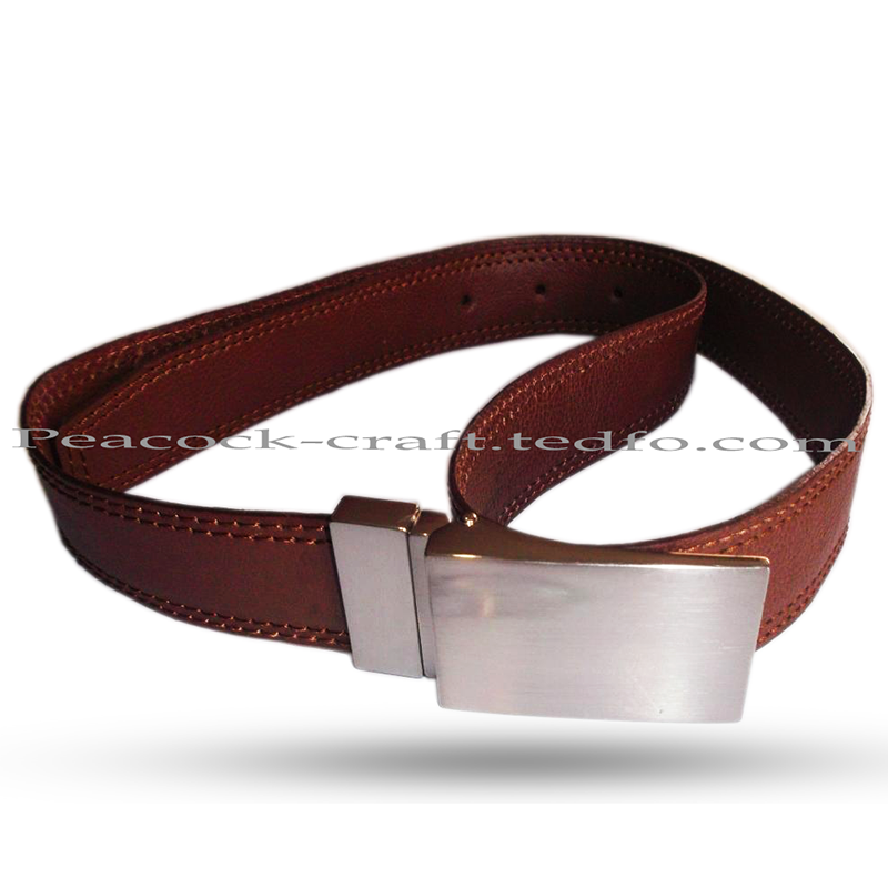 ead07ed841a Wholesale Brown Studded leather belt-Tedfo.com