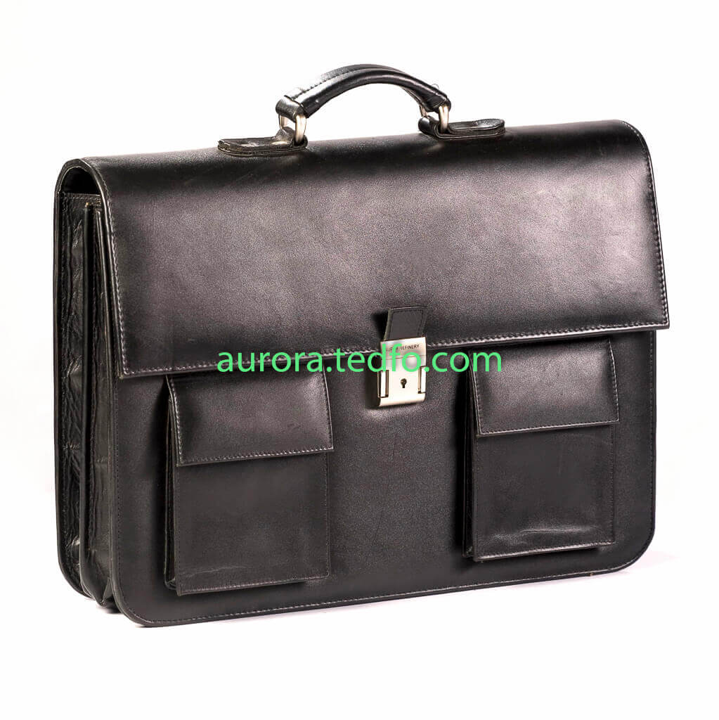 Executive Handmade Leather Laptop Bag