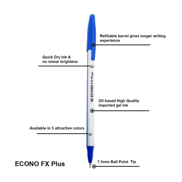 Econo FX Plus 500Pcs Supplier from Bangladesh