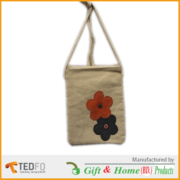 Jute Corporate Promotional bag , Custom Design