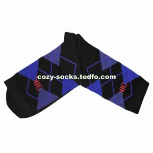 Best Black and Maroon Socks , Wholesale Collection, Warm and Cozy, Imprint Design
