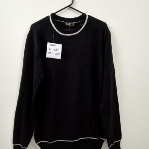Black Crew Neck Sweater | Source From Bangladesh | Pullover | Cardigan | Jumper