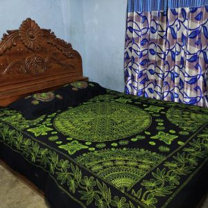 Top Rated Nokshi Bed Sheet Wholesaler and Supplier from Bangladesh