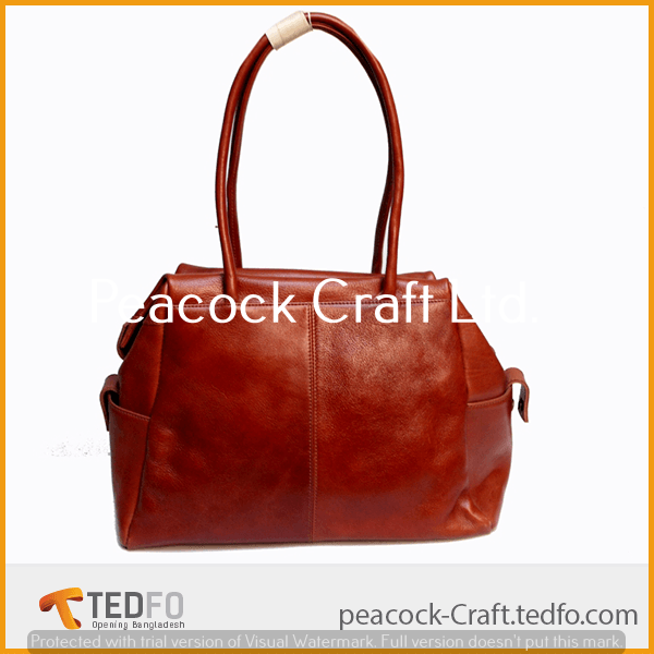 3c492ab5232 Stylish Calfskin Ladies Handbag from Authentic Manufacturer-Tedfo