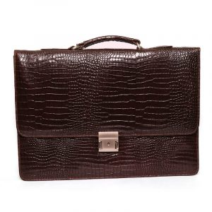 Best Fashionable Men's Office Bag Supplier from Bangladesh