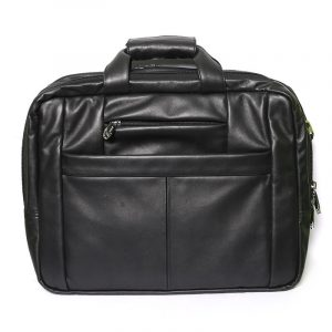 Best Stylish Men's Office Leather Bag Supplier from Bangladesh
