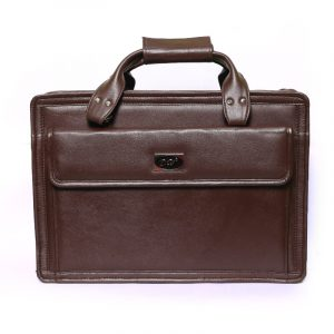 Best Quality Real Leather Office Bag Supplier from Bangladesh.