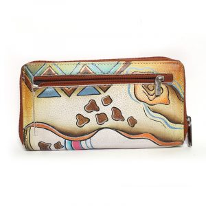 Best Printed Leather Ladies Purse supplier from Bangladesh
