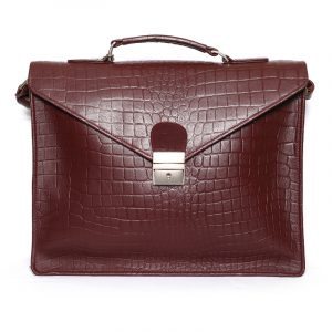 Best Quality Smart Formal Genuine Leather Bag Supplier From Bangladesh