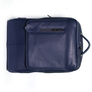 Best Quality Real Leather Smart Backpack Supplier from Bangladesh