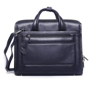 LT3-4500 Model Genuine Leather Office Bag Supplier from Bangladesh.