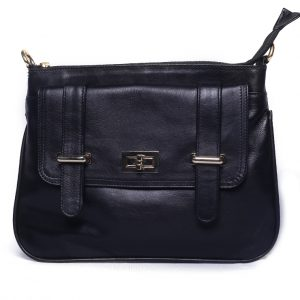 SB5-1600 Model Real Leather Stylish Ladies Bag Supplier from Bangladesh.