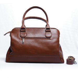 C2B-2900 Model Genuine Leather Ladies Bag Supplier from Bangladesh.