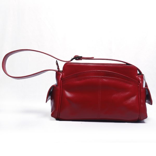 I1-2700 Model Ladies Real Leather Bag Supplier from Bangladesh