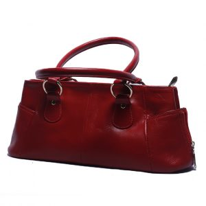 A6-2100 Model Stylish Real Leather Ladies Bag Supplier from Bangladesh