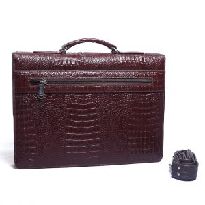 F5-3800 Model Fashionable Office Bag Supplier from Bangladesh.