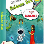 Magic of Magnet, science projects for kids