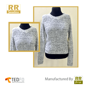 Stylish free Style Ladies Woven Pullover