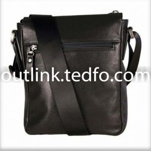 Leather Shoulder Bags from Bangladesh, Black,Brown