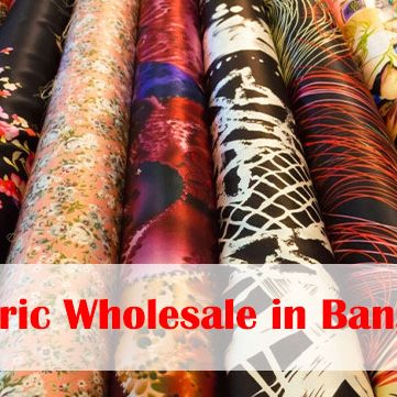Silk Fabric Wholesale in Bangladesh