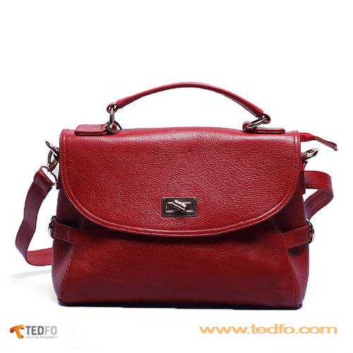 Real Leather Stylish Exotic Ladies Handbag Manufacturer and Supplier from Bangladesh