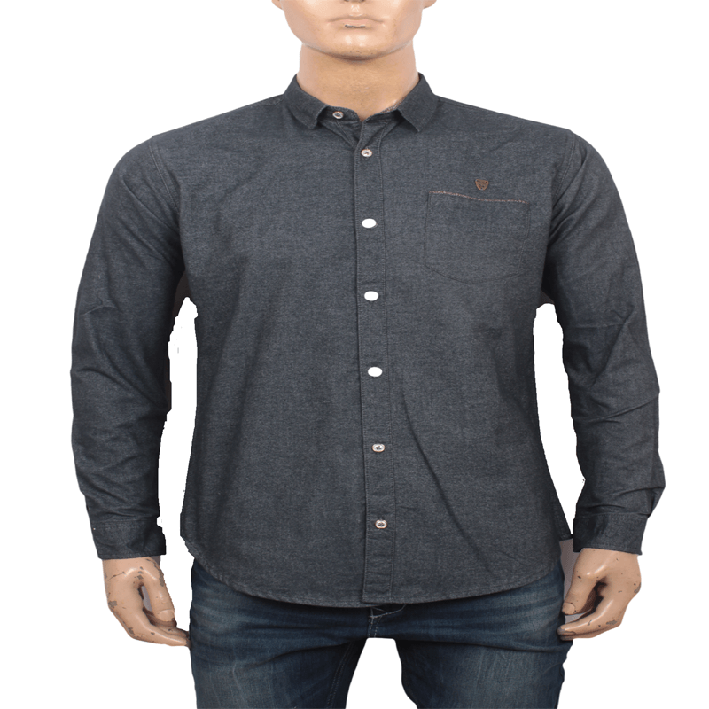100% Cotton Men Slim Fit Shirt