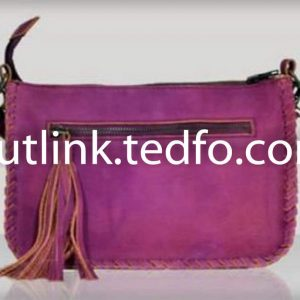 Ladies Bag from Bangladesh, Leather Made