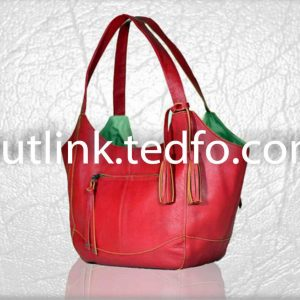 Ladies Handbag , Leather Made, manufactured in Bangladesh