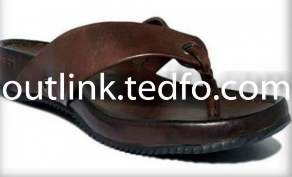Casual Leather Men's Sandal