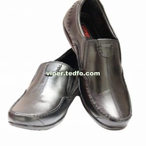Viper Casual Shoe 836, 100% Leather, Made in Bangladesh