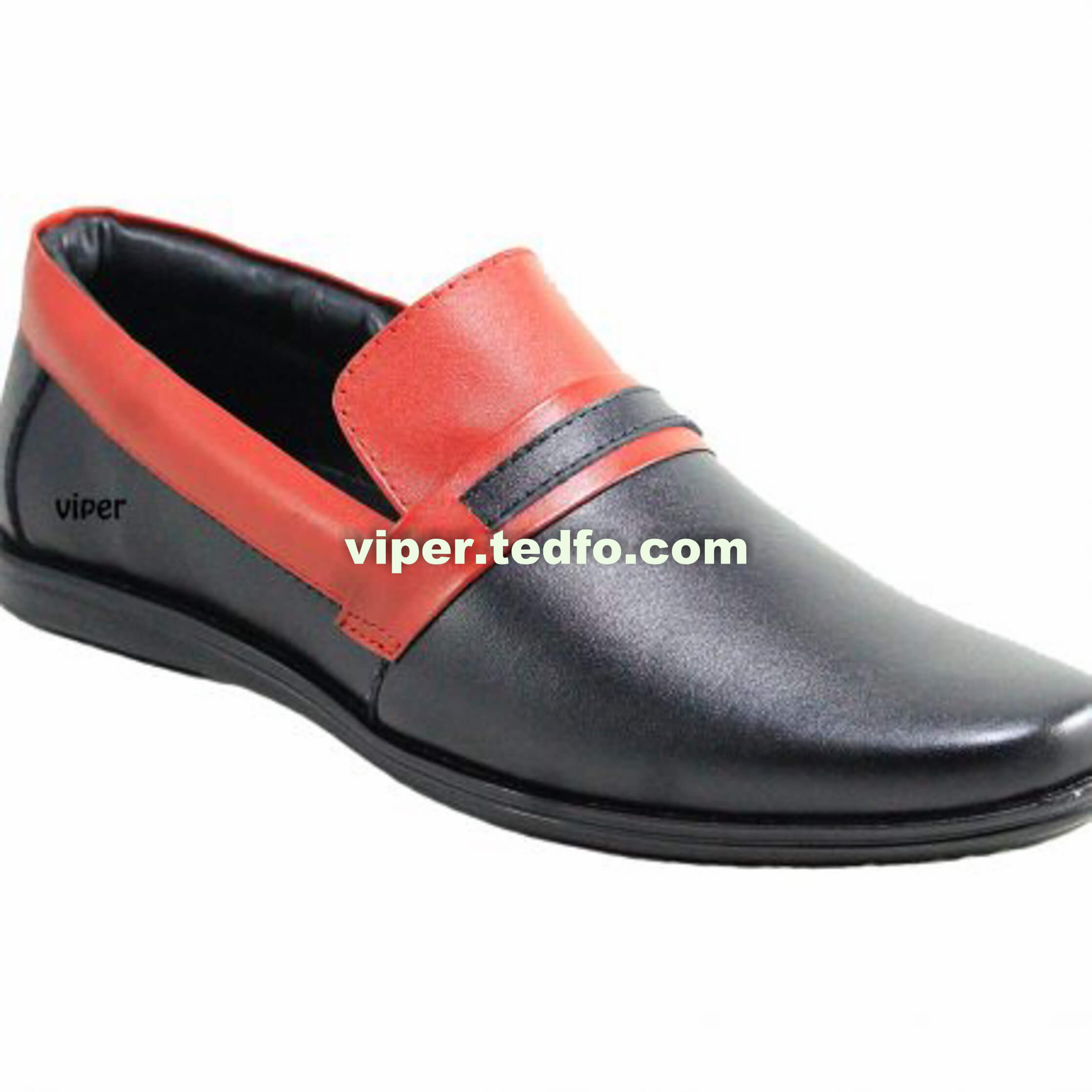 Viper Leather Loafer 837, Made in Bangladesh