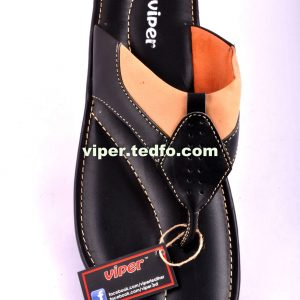 Leather Holiday Sandal