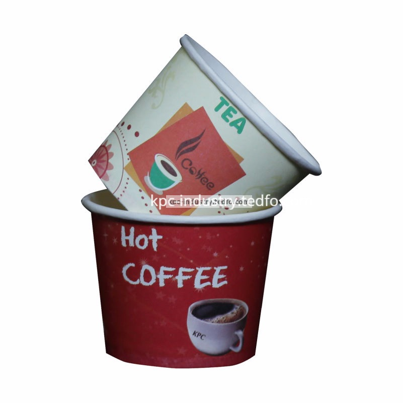0d4fea0a452 Paper Cup 120 ML, Eco friendly One Time Use Cups-Tedfo.com