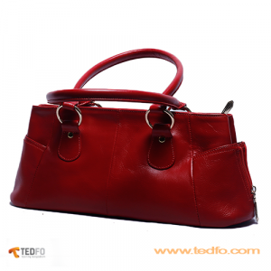 Wholesale real leather evening bags